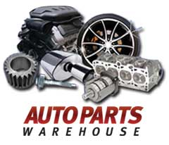 Auto Parts Warehouse Store